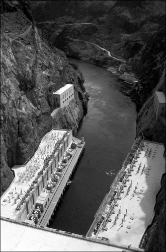 Hooverdam outlet